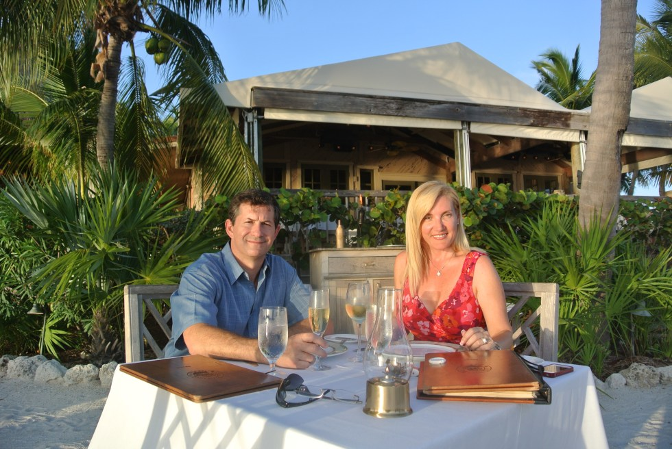Little Palm Island Outdoor Dining, Little Torch Key, Florida