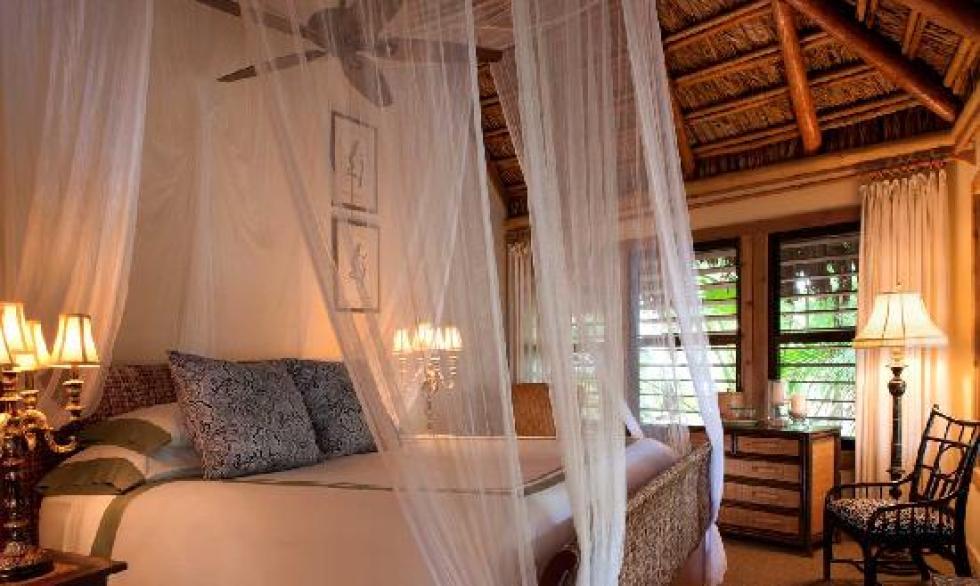 Little Palm Island Canopy Bed, Little Torch Key
