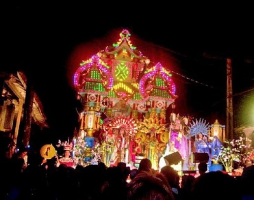 Remedios Christmas Festival, Cuba