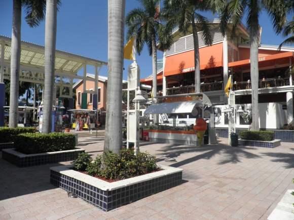 Bayside Marketplace, Miami, Florida