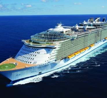 Oasis of The Seas – A Floating City