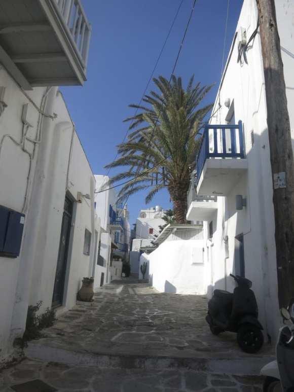 Town of Mykonos, Greece