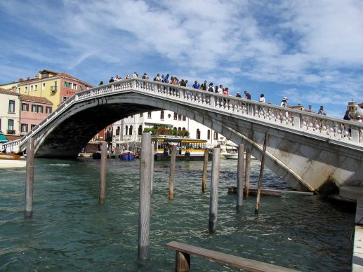 Ponte Degli Scalzi, Venice