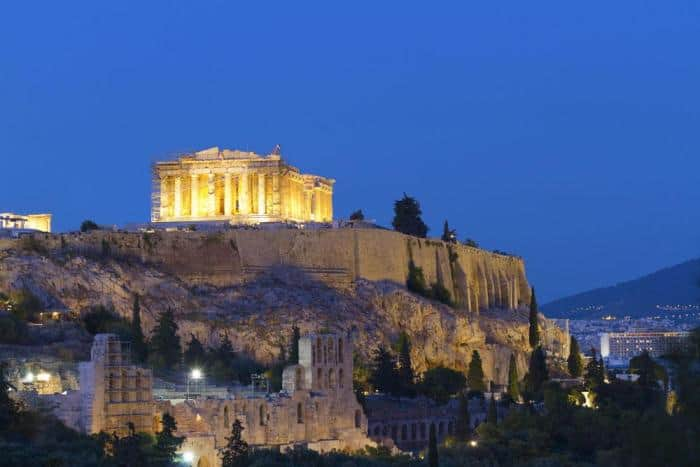 Sites to See in Athens Greece