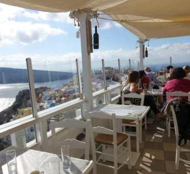 Pelekanos - Santorini Restaurant Oia