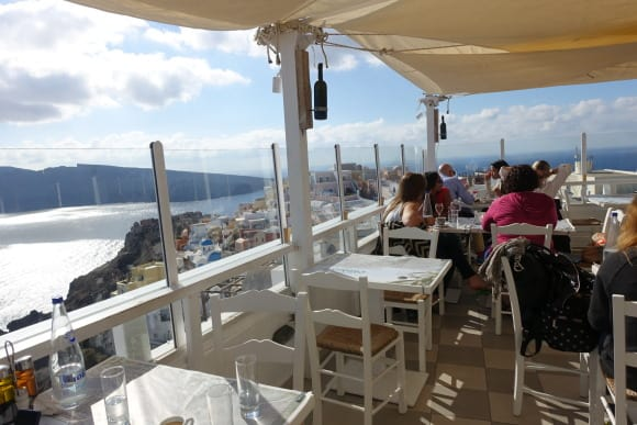 Pelekanos – Santorini Restaurant Oia