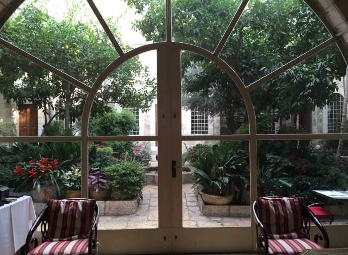 American Colony Hotel, Jerusalem
