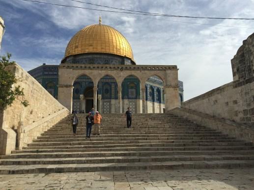 Dome of Rock, Temple Mount, Jerusalem, Israel