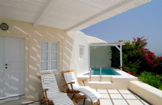 Canaves Oia Suites, Santorini Greece