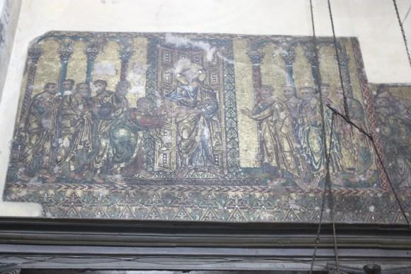 Church of the Nativity Wall Mosaic