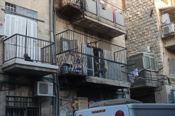 Mea Shearim neighborhood, Jerusalem