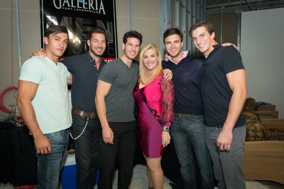 men of style fashion show (photo credit: Michael Murphy Photo Studio)