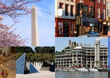 Places to See in DC