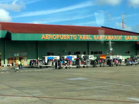 Santa Clara Airport Cuba