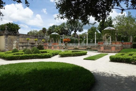 Vizcaya Gardens, Miami
