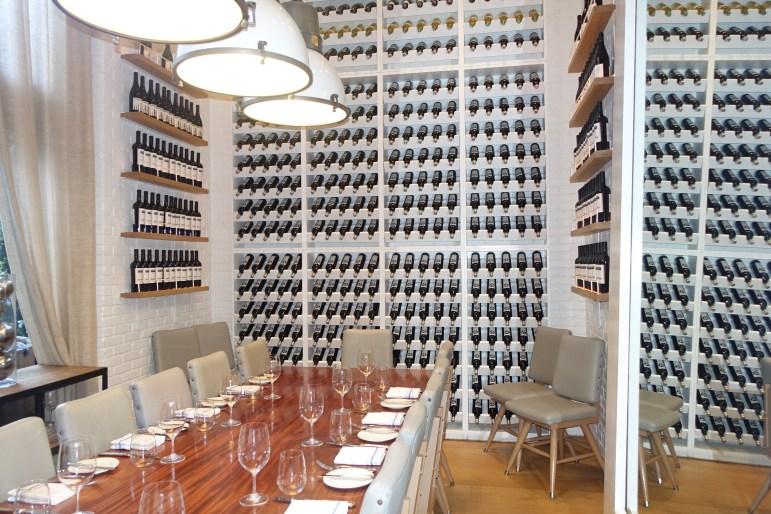 The Dutch Restaurant, Miami Beach Private Dinner Room