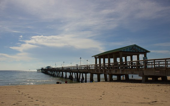 nglins Pier, Lauderdale-by-the-Sea, Florida