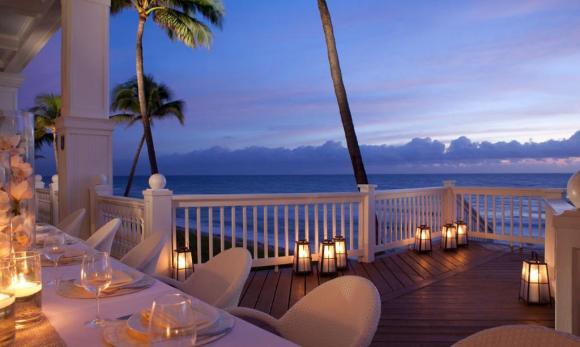 Ocean2000 Restaurant, Pelican Grand Beach Resort, Fort Lauderdale