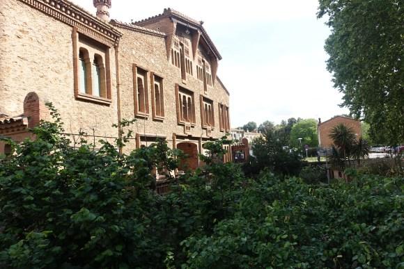 Colònia Güell Buildings