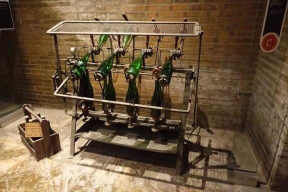 Codorniu Cava Wine Cellars Museum