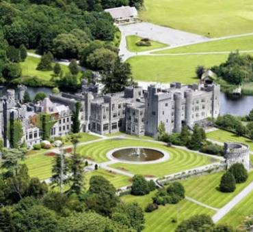 Ashford Castle:  A Real Irish Castle