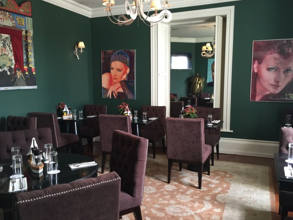 Quay Bar and Brasserie at The Lodge at Ashford Castle