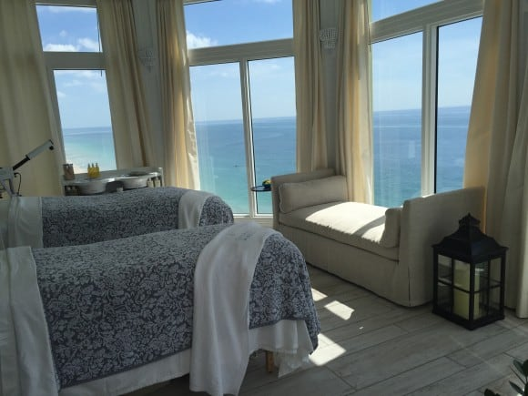 The Spa Suite at PURE SPA with 270 Degrees of Breathtaking Luxurious Ocean Views - Pelican Grand Beach Hotel - Fort Lauderdale