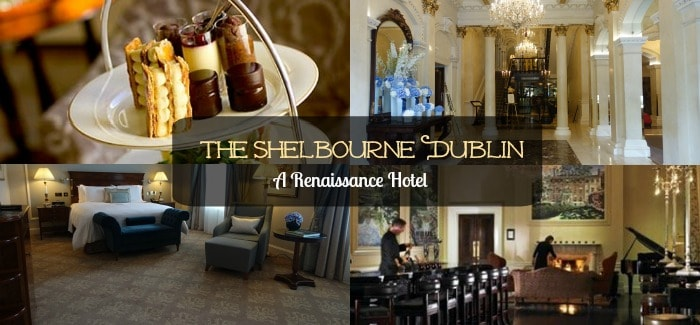 The Shelbourne Dublin, A Renaissance Hotel‎