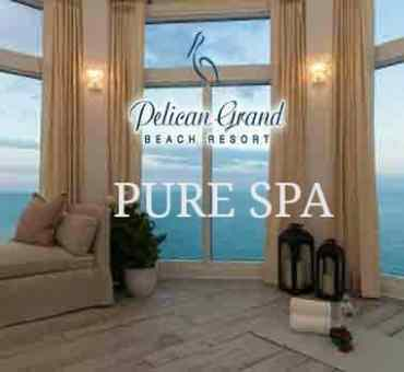 PURE Spa – Pelican Grand Beach Resort