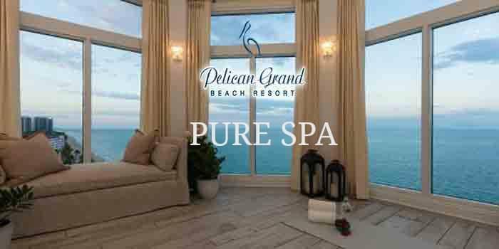 PURE Spa – Pelican Grand Beach Resort