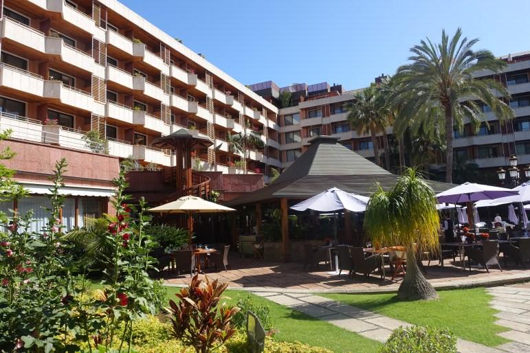 Hotel Botanico, Puerto de La Cruz