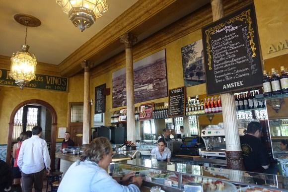 El Anciano Rey de los Vinos Bar (Madrid Food Tour)