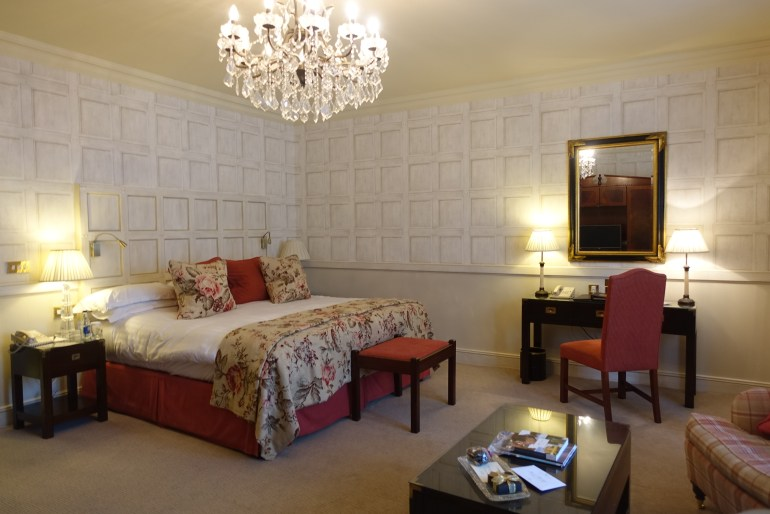 Dromoland Castle - Deluxe King Room