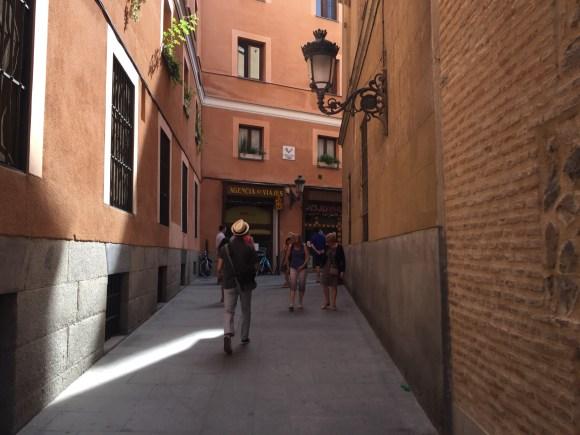 Madrid Food Tour - El Codo Street