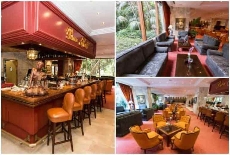 Hotel Botanico Bar Lounge