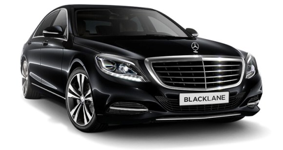 Blacklane Mercedes Vehicle