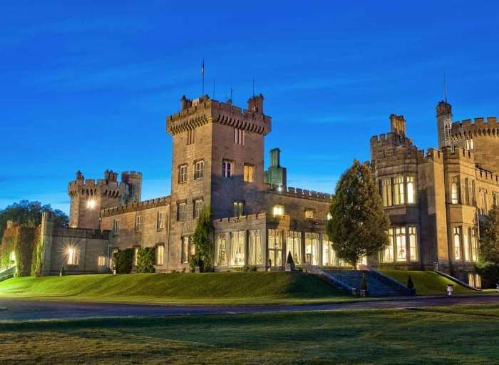 Dromoland Castle – A Luxurious Ireland Hotel