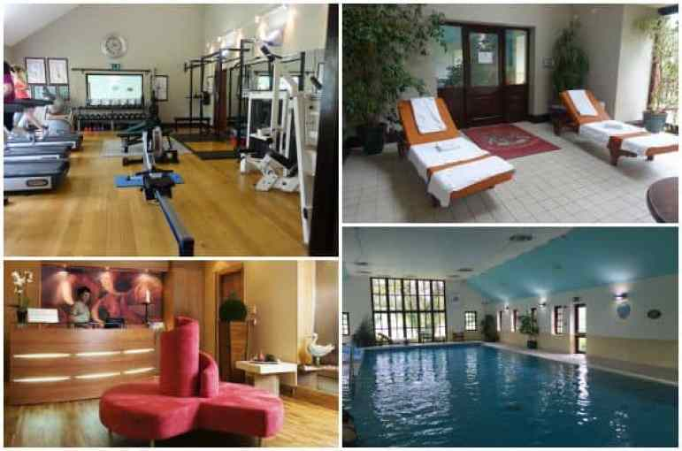 Dromoland Castle Spa and Gym