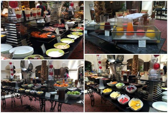 Breakfast Buffet - The Landmark London