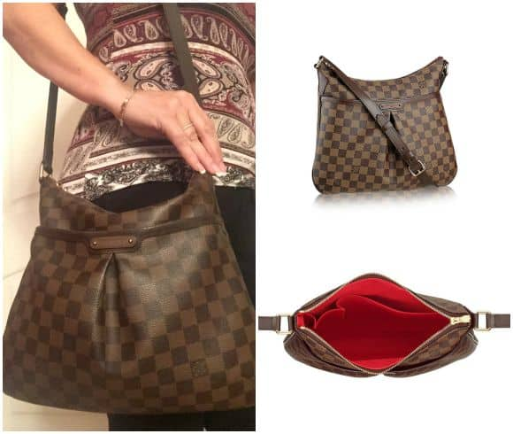 Louis Vuitton Damier Bloomsbury Handbag