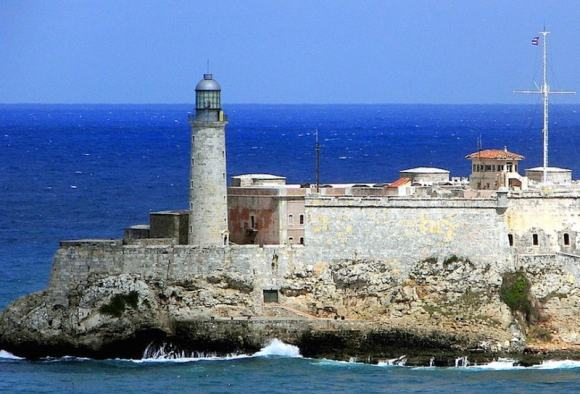 Lighthouse at Havana (photo credit: Karen Wiles)