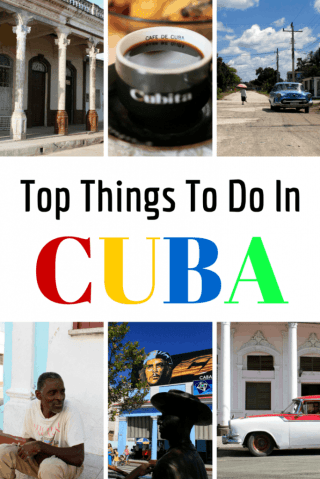 Thinking of traveling to Cuba? Here are Cuba: Top 10 Best Tourist Destinations not to be missed, ranging from beautiful beaches to breathtaking nature.