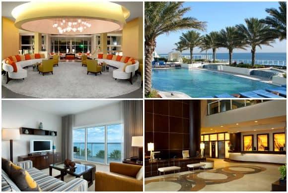 Luxury Hotels in Fort Lauderdale Beach - Hilton Fort Lauderdale (Image Courtesy: Hilton)