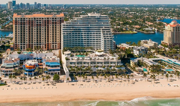The Ritz-Carlton Fort Lauderdale (Image Courtesy: http://www.seasidepropertiesgroup.com)