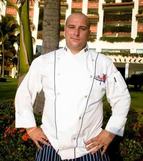 Executive Chef Claudio Hotter (Grand Velas Riviera Nayarit)