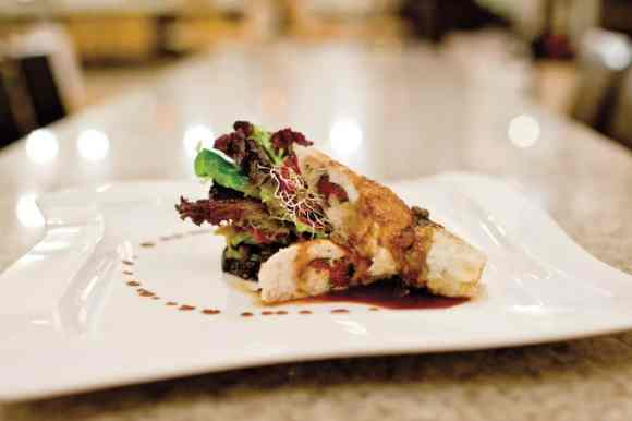 Snapper by Executive Chef Claudio Hotter (Grand Velas Riviera Nayarit)