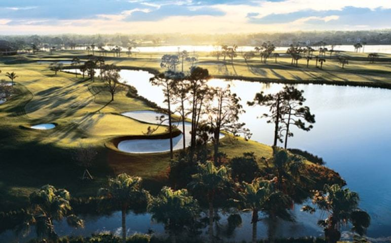 PGA Champion course No. 1 (Image: PGA Resort)