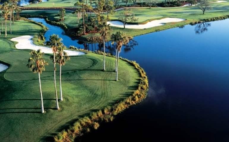 The Champion PGA National course No. 3 (Image: PGA Resort)