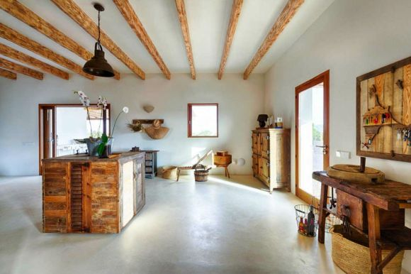 Villa Es Drap, Formentera (Image Source: MyPrivateVillas.com)