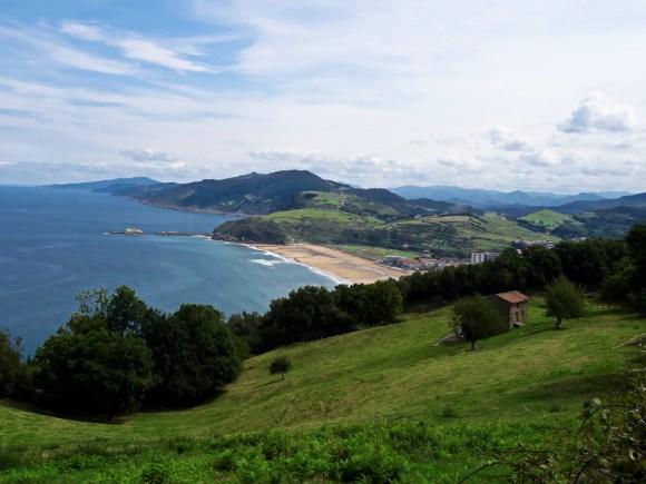 Zarautz, Gipuzkoa Coast (Image: Tours of Basque)